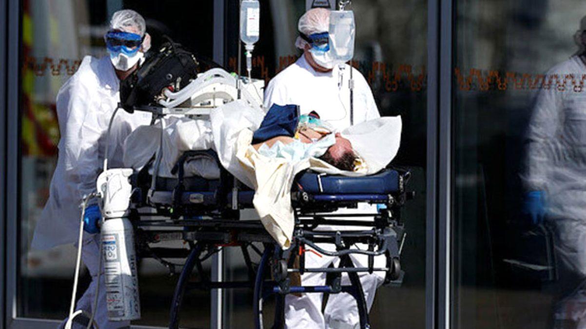 Fransa'da ölü sayısı 4 bin 503, Almanya'da bin 48 oldu