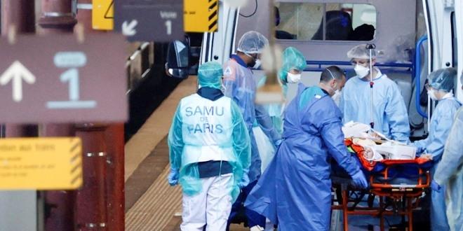 Fransa'da ölü sayısı 6 bin 507'ye, İngiltere'de 3 bin 605'e çıktı