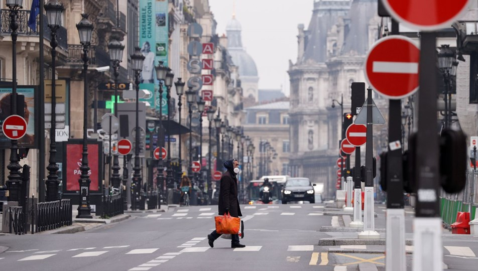 Coronavirüs | Fransa'da 3,6 milyon kişi işsiz kaldı