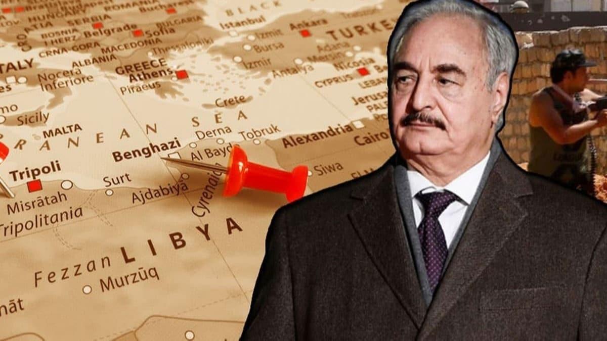 Hafter: Türkiye hedefleri savaş uçaklarımızın meşru hedefleridir