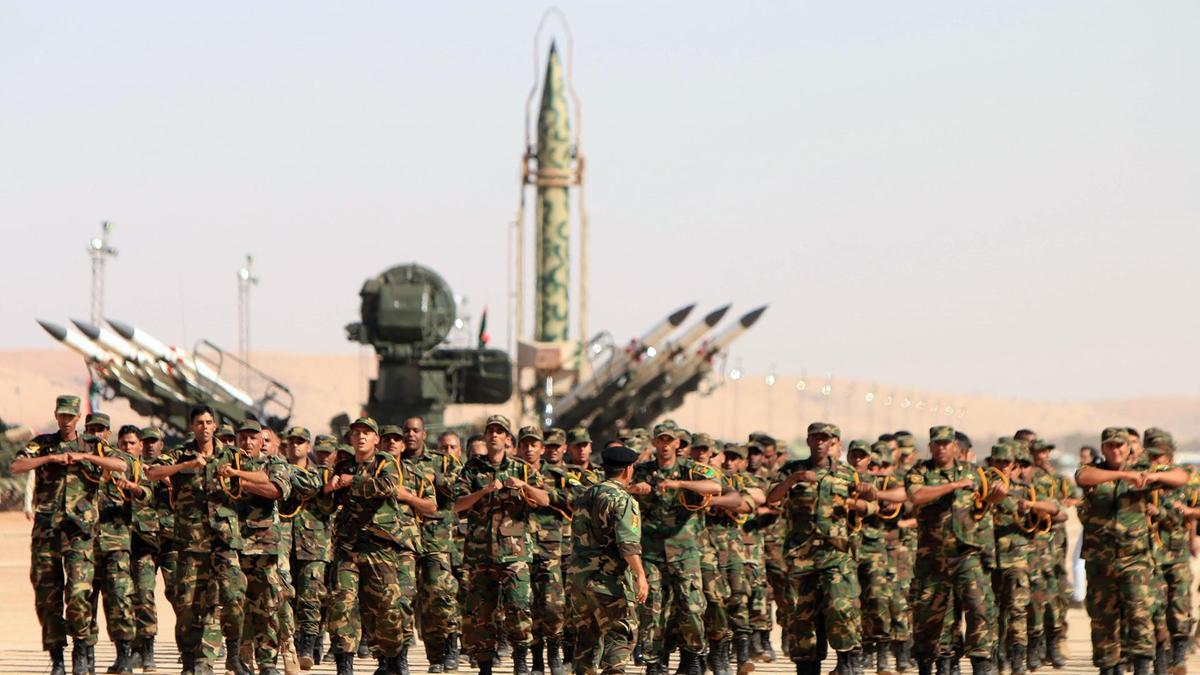 Libya ordusu duyurdu:  İmha ettik