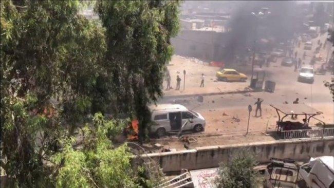 Diyala'nın Xanekin ilçesinde bombalı saldırı