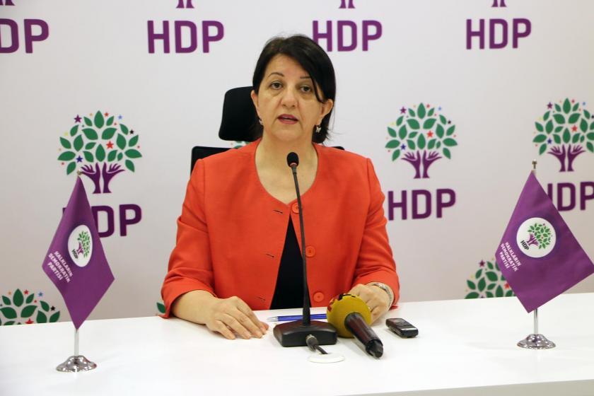 HDP'den Kayyum tepkisi: Orası Türkiye coğrafyasıdır
