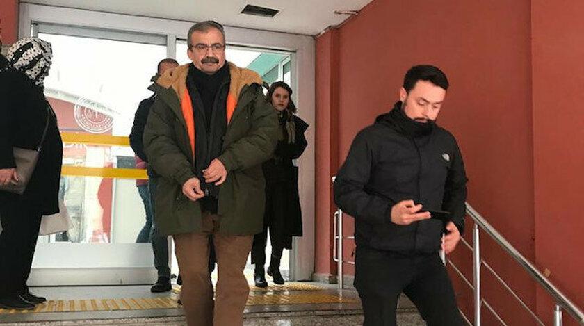 """""""HDP kongresinde mikrop kaptım, durumum sıkıntılı"""""""
