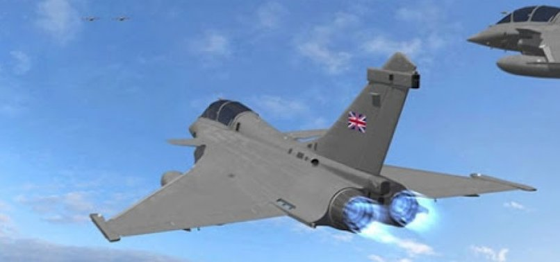 İngiltere, Selahaddin'de IŞİD hedeflerini bombaladı