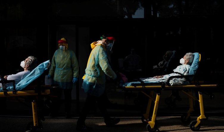 İngiliz medyasından iddia: Orada 7 bin 500 ölüm yaşandı