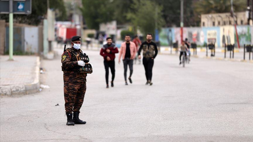 Irak Sağlık Bakanlığı: Son 24 saatte ölüm ve vakalar arttı