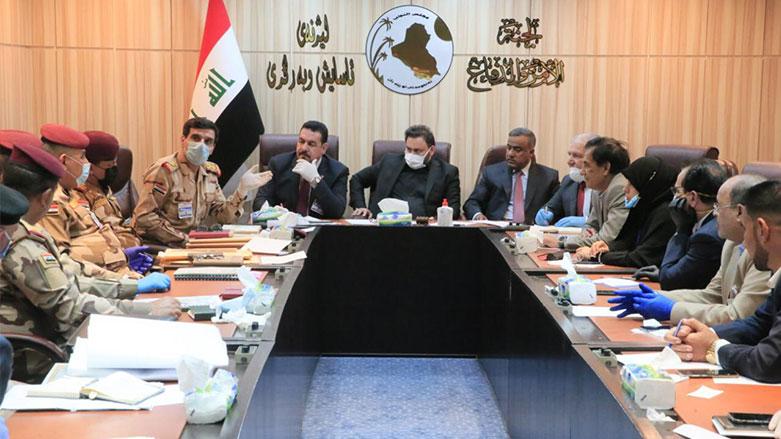 Irak heyeti, Erbil'de Peşmerge yetkilileri ile görüşecek