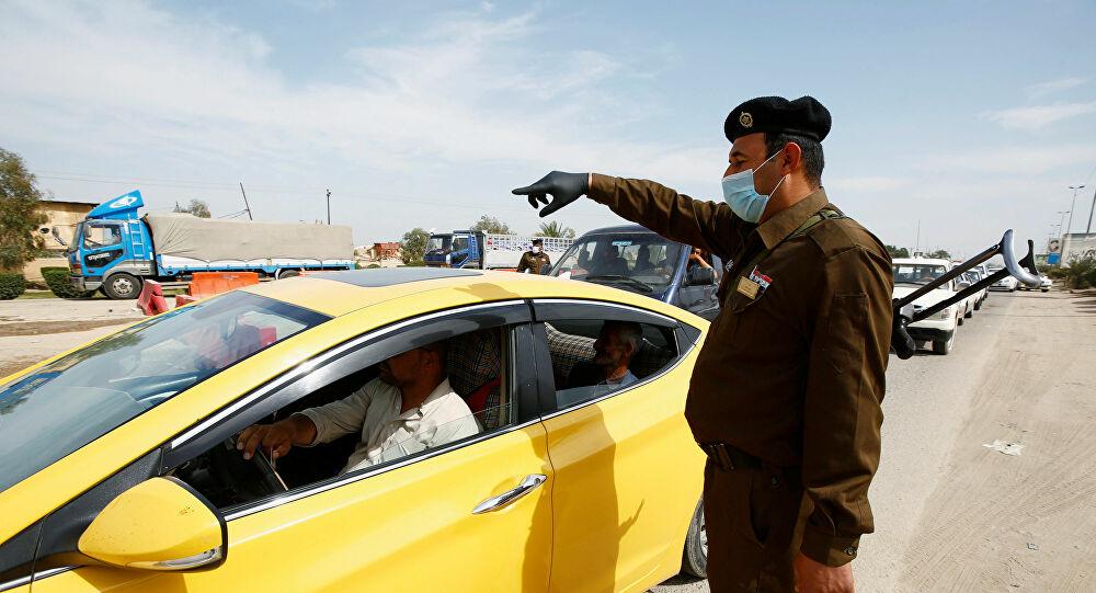 Bağdat: Sokağa çıkma yasağı Ramazan ayına kadar uzatıldı