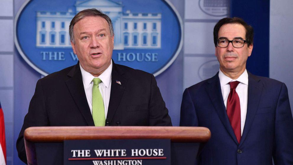 ABD'den İran'daki protestolara ilişkin yaptırım