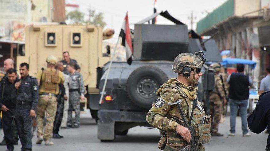 Irak ordusu, Diyala ve Salahaddin'de IŞİD'e operasyon yaptı