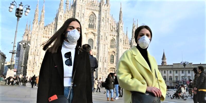 İtalya'da ölü sayısı 760 kişi artarak 13 bin 915'e yükseldi