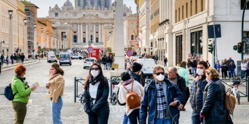 Fransa'da ölü sayısı 7 bin 500'ü, İtalya'da 15 bini geçti