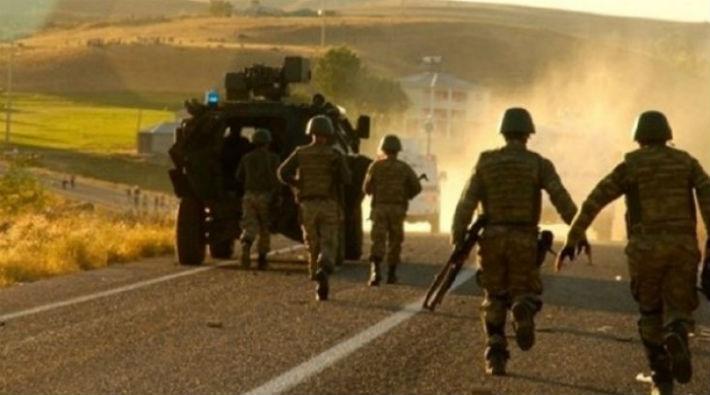 Türk güçleri ile PKK arasında şiddetli çatışma