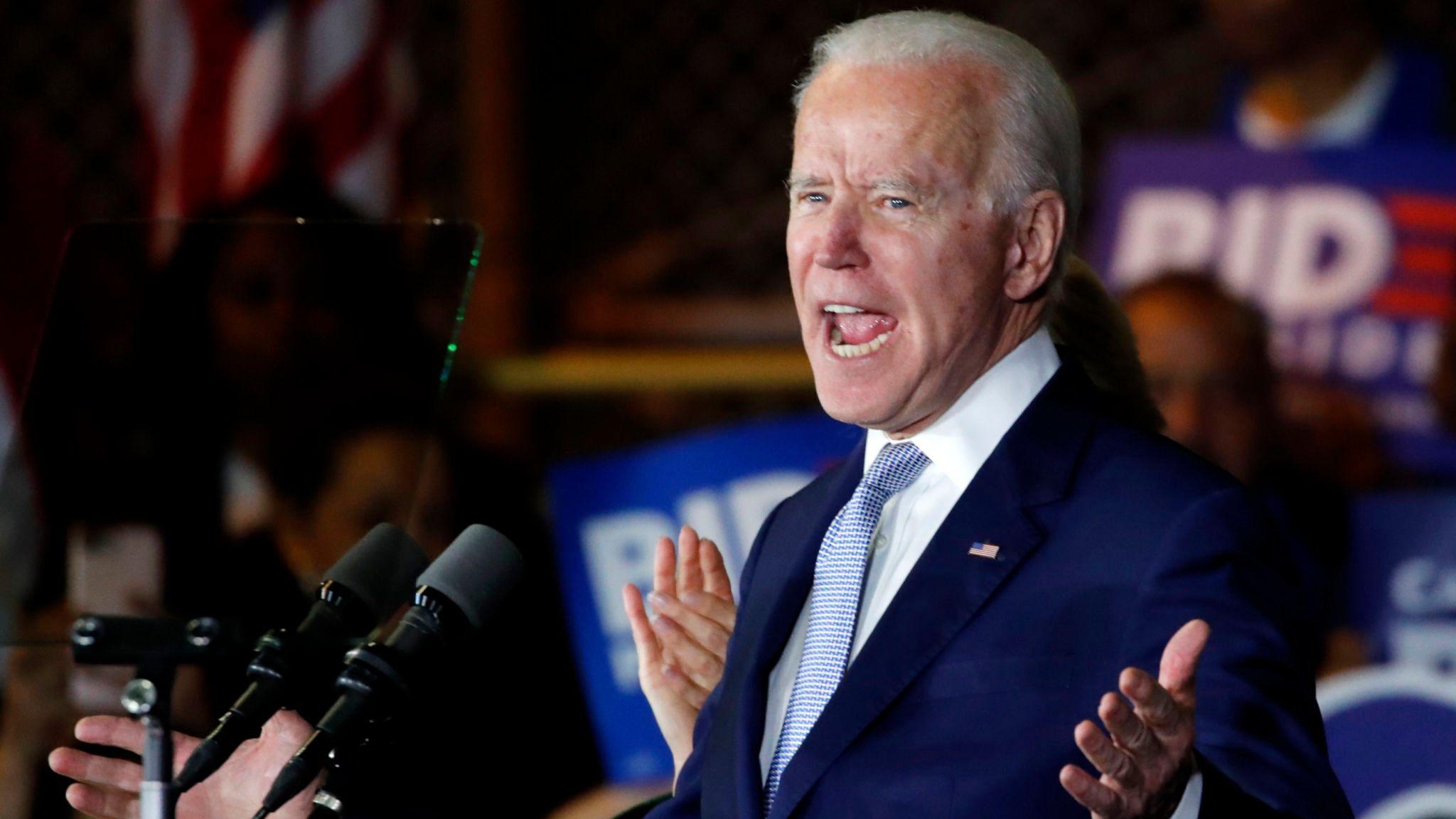 """Joe Biden: """"Başkan olursam, soykırımı tanırım..."""""""