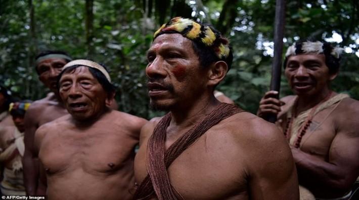 Ekvador'daki Waorani kabilesinde Kovid-19 tespit edildi