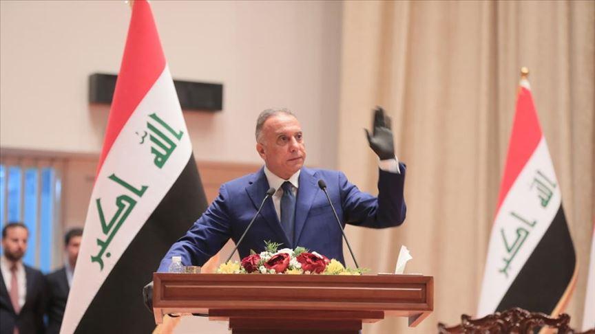 Irak'ta Kazımi dönemi: Parlamentodan güvenoyu aldı