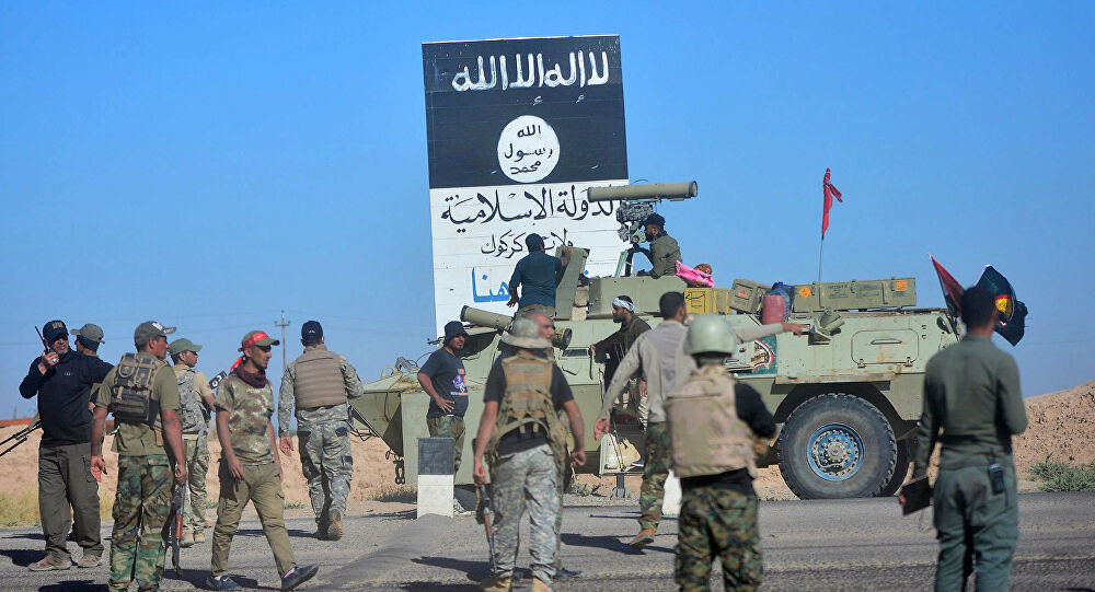 Kerkük | Irak güçlerinden IŞİD hücrelerine operasyon