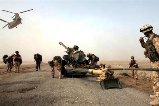 Koalisyon, bir askerin Erbil'de öldüğünü açıkladı