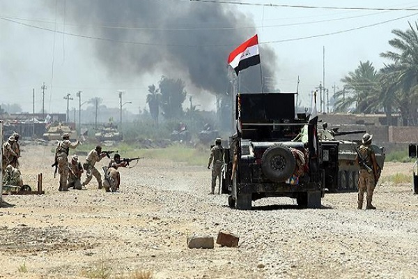 Koalisyondan IŞİD'e operasyon: 7 terörist öldürüldü