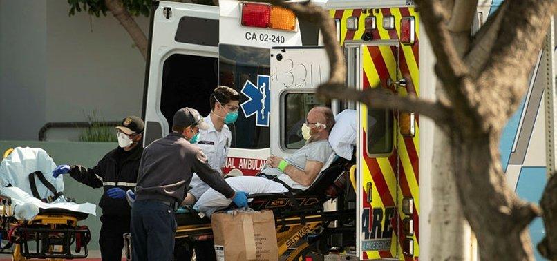 ABD'de korkunç rakam: Bir günde 5 bine yakın ölüm...