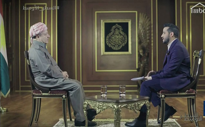 Başkan Barzani: Şüphesiz coğrafya bize büyük bir zulüm yaptı