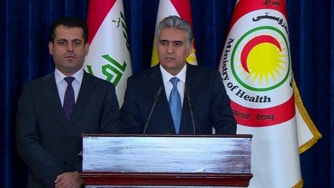 Kürdistan İçişleri Bakanlığı'ndan kurum ve kuruluşlar için karar