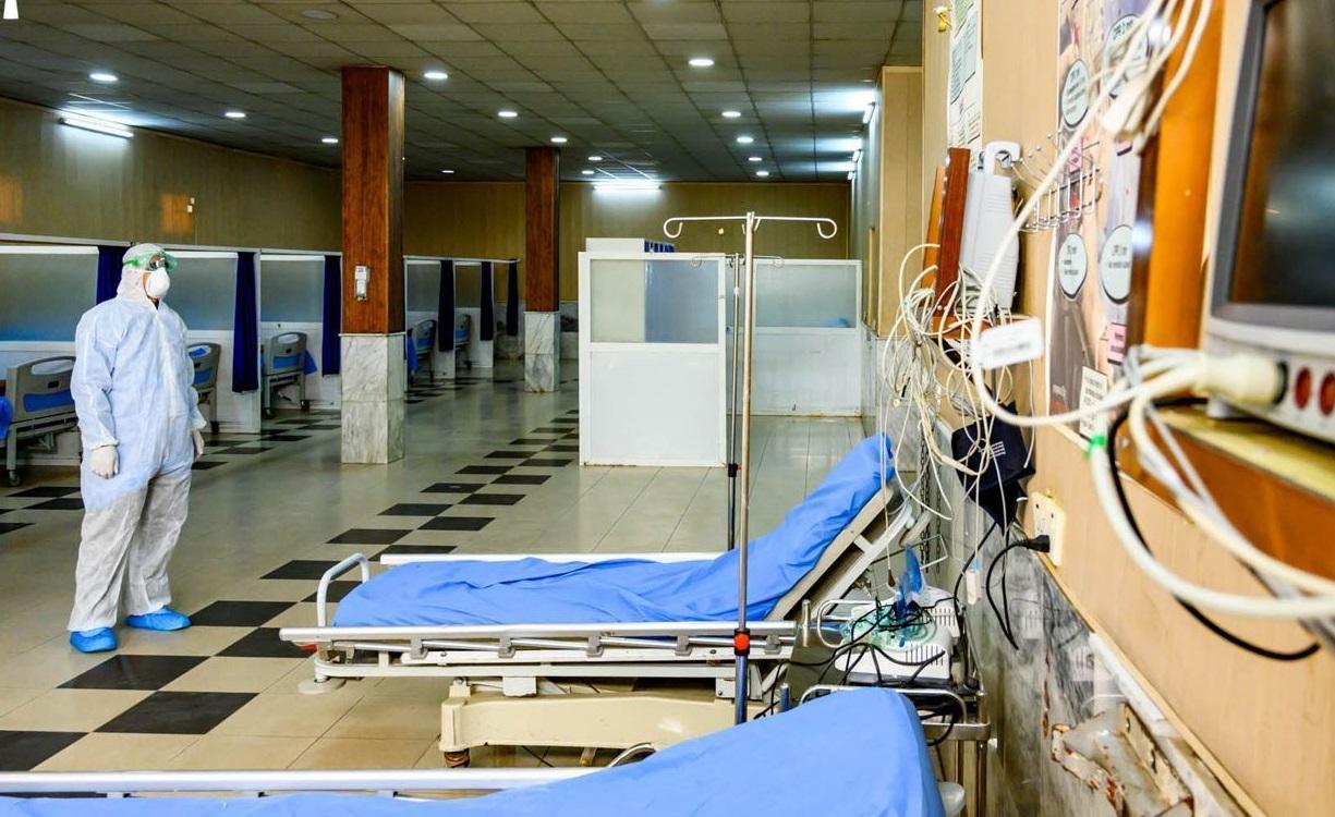 Kürdistan | Süleymaniye'de özel Kovid-19 hastanesi kapatıldı