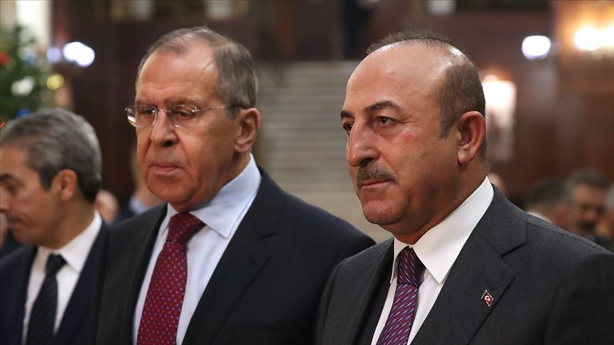 Rusya-Türkiye görüşmesi: Askeri faaliyetler derhal durmalı