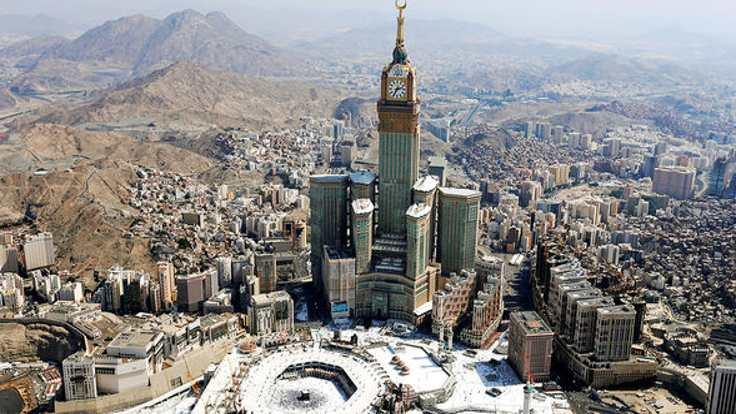 Suudi yönetiminden Mekke ve Medine'de sokağa çıkma yasağı