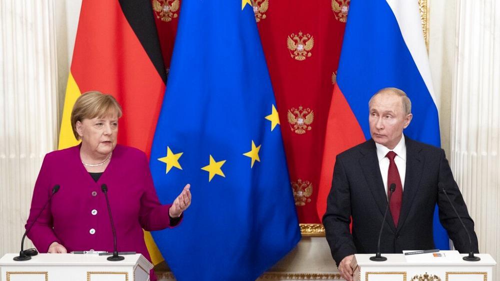 """Almanya'dan Rusya'ya tepki: """"Çirkin ve korkunç"""""""