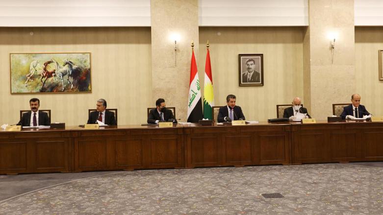 Kürdistan | Bakanlar Kurulu toplantı kararları açıklandı