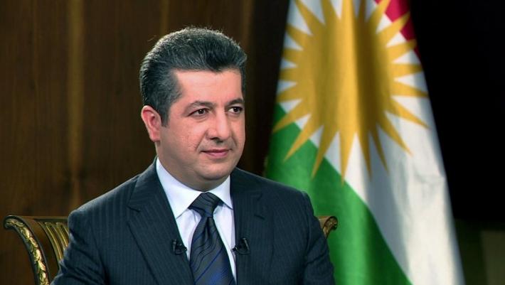 Mesrur Barzani'den Laleş Merkezi'ne yıldönümü mesajı