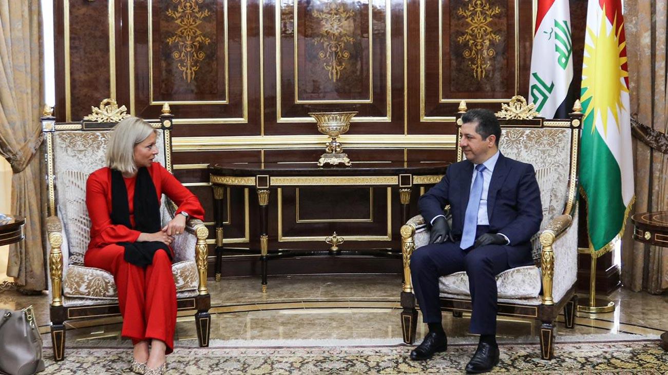 Başbakan: Kürdistan hakları siyasi bir kart olarak kullanılamaz