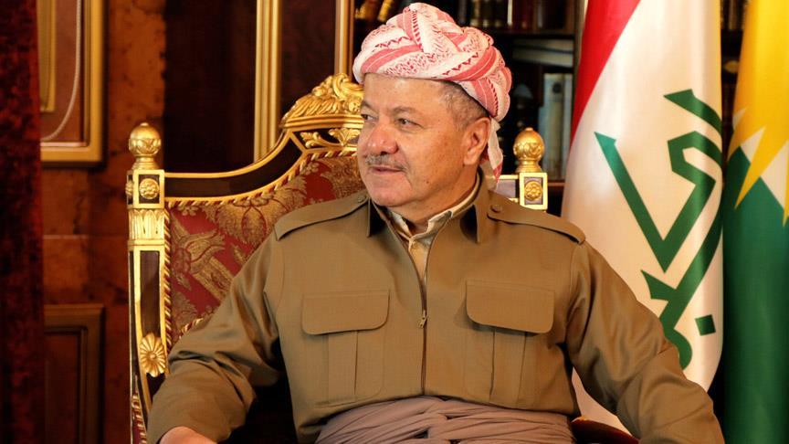 Başkan Barzani'den Xebat Gazetesi'ne ilişkin mesaj
