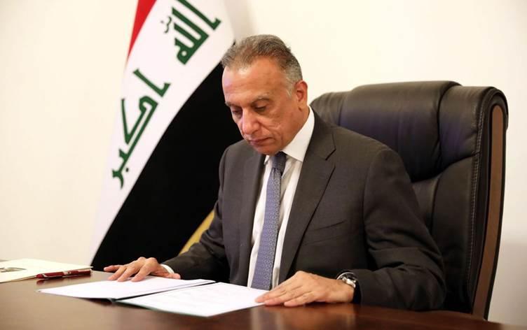 Mustafa Kazimi yeni kabine listesini açıkladı