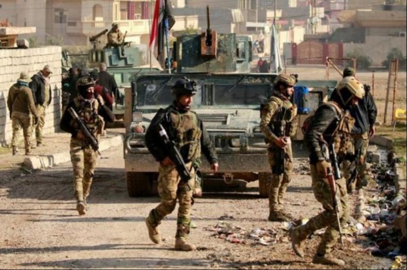 Musul'da IŞİD'i temizleme operasyonu başlatıldı