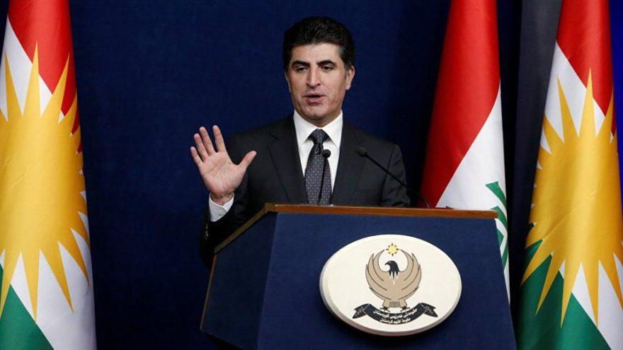 Neçirvan Barzani'den Paskalya Bayramı ve Covid-19 mesajı