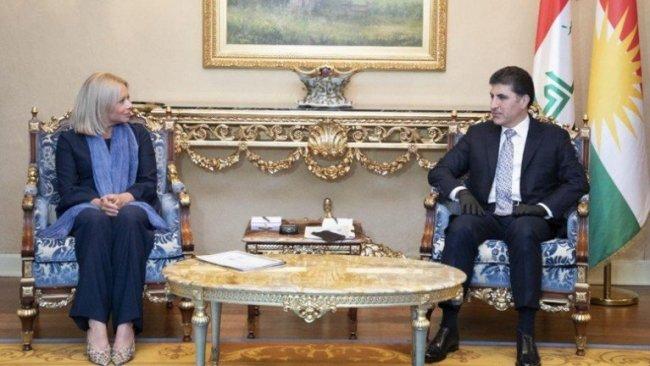 """""""Kürdistan'ın mali haklarının siyasileştirilmesi yanlış"""""""