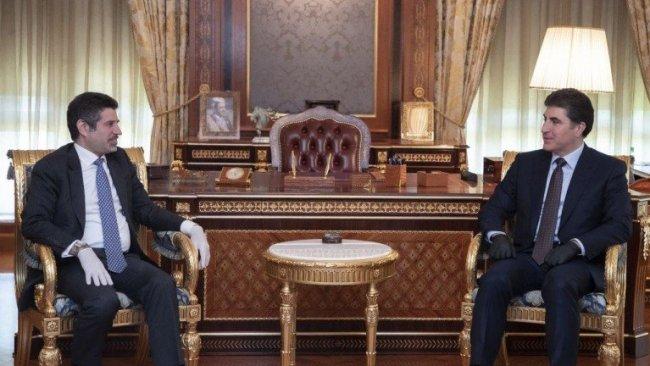 Neçirvan Barzani: Birlik ve istikrar için atılan adımları destekliyoruz