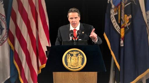 New York Valisi'nden Covid-19 çağrısı: Yardım edin...