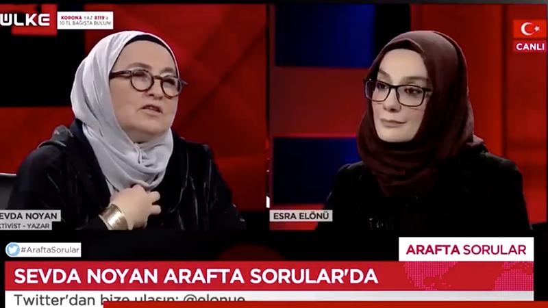AKP'li yazardan muhaliflere tehdit: Listem hazır!