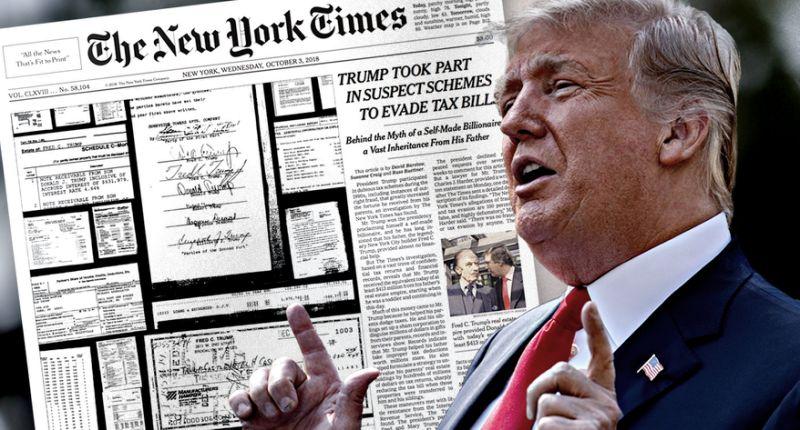 Rusya'dan ABD'ye: NYT'yi hesaba çek...