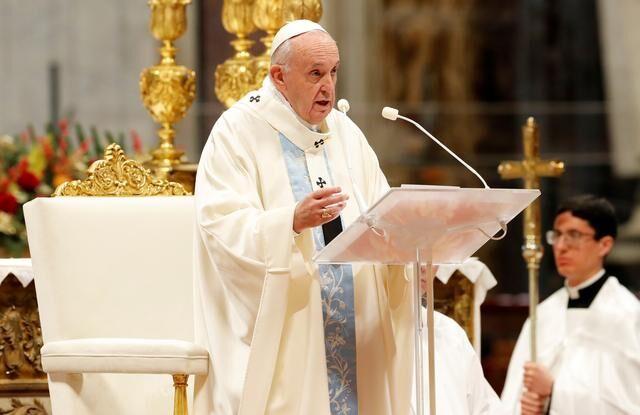 Papa'dan çağrı: Bulunan aşı herkesin kullanımına açık olmalı