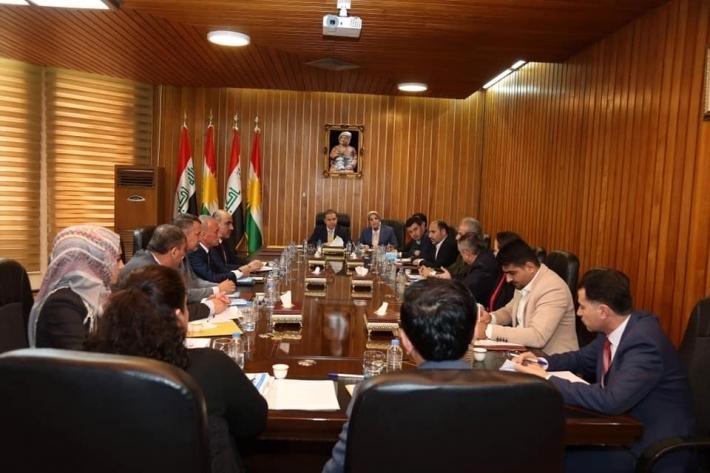 Kürdistan Bölgesi'nde önemli toplantı: Yarın bir araya geliyorlar