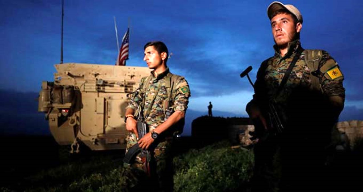 ABD, YPG için 10 bin kişilik yeni bir güç kuruyor