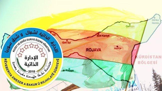 Rojava'da 2019 – 2020 eğitim ve öğrenim yılı sonlandırıldı
