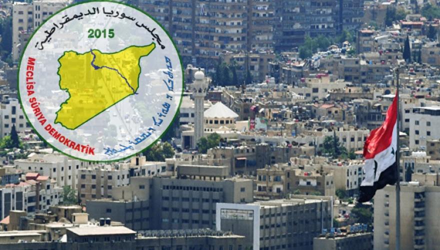 Rojava'dan Şam rejimine Covid-19 tepkisi