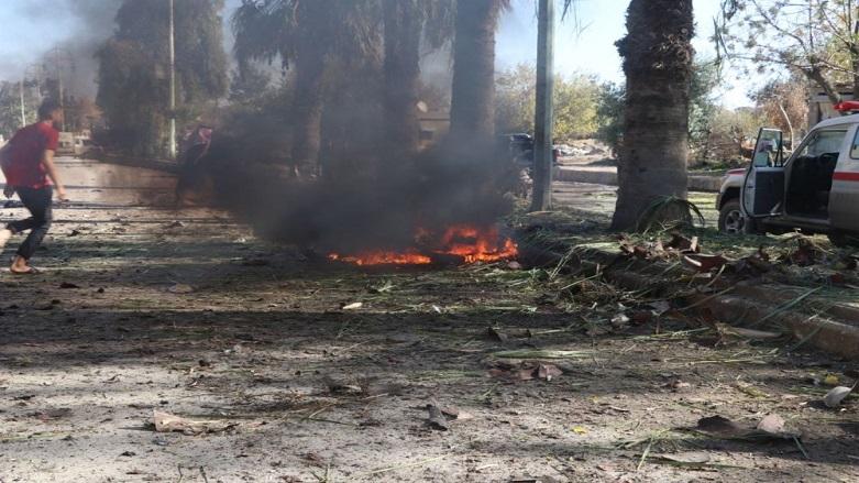Rojava | Serekaniye'de patlama!