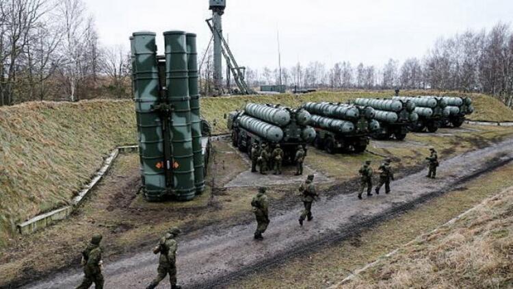 Irak'tan ABD'ye rest: Rusya'dan S-400 alabiliriz